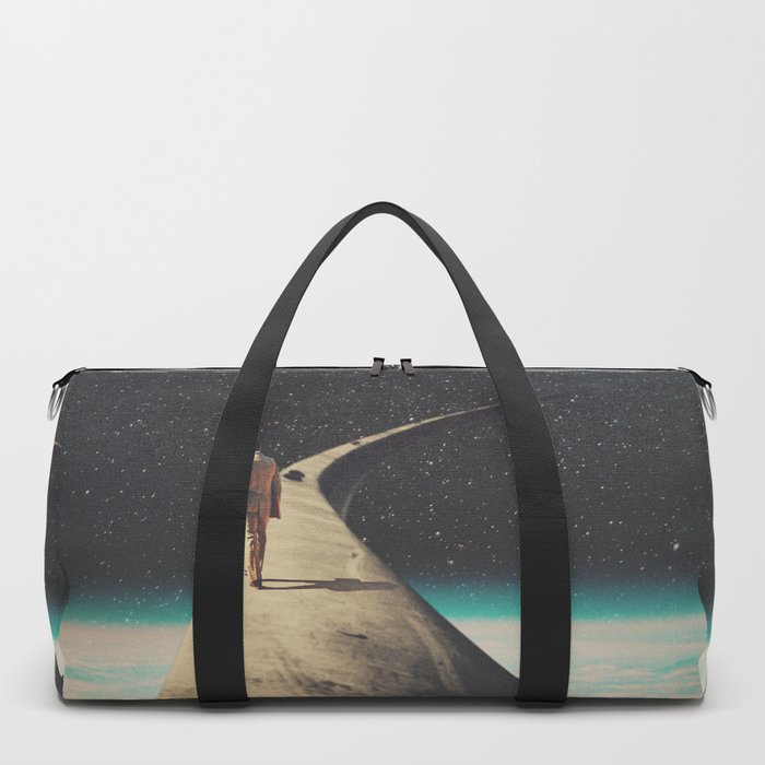 We Chose This Road My Dear Duffle Bag