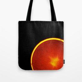 Neon Grapefruit Tote Bag