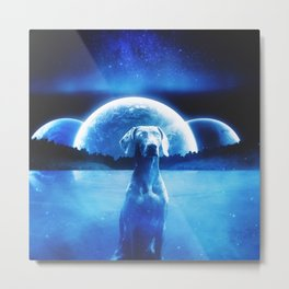 CELESTIAL ATMOSPHERE #4 Metal Print