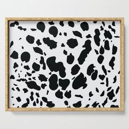 Dalmatian's Spots Serving Tray
