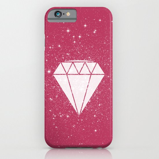 Space Diamond  iPhone & iPod Case