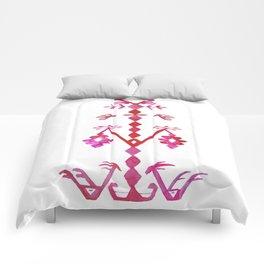 Ethnic Kilim Pattern Tree of Life Comforters