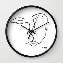 Róisín Wall Clock