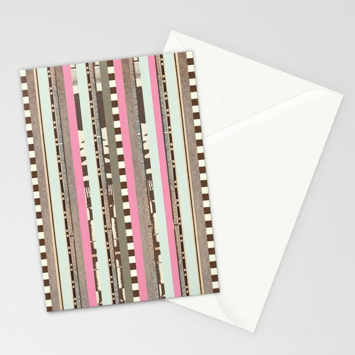 DG Aztec No. 3 Stationery Cards