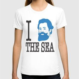 I __ The Sea T-shirt