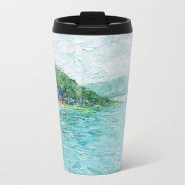 Lakeside Summer 1 Travel Mug