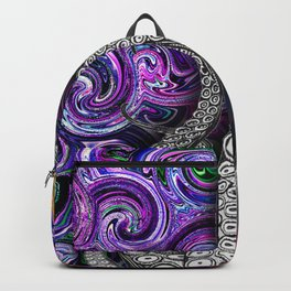 squiggly Backpack