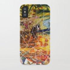 Triangle City iPhone X Slim Case