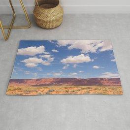Desert Sky, Fine Art Photography Rug