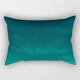 Bull Clouds Rectangular Pillow