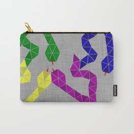 Robbie Ross Snakes Carry-All Pouch