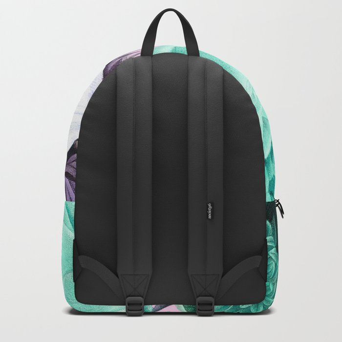 Blushing Bloom Backpack