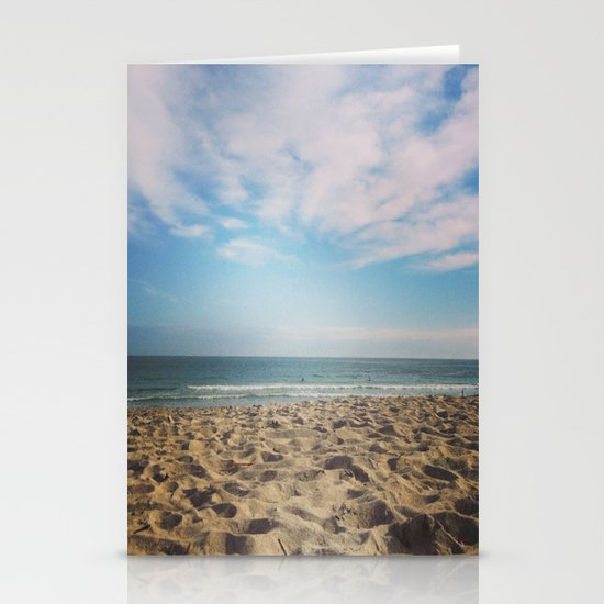 WINTER SEA II Stationery Cards