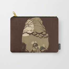 Woodland wars Carry-All Pouch