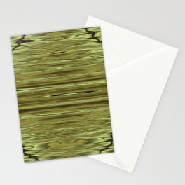 Abstraction Serenity in Pinewood Stationery Cards