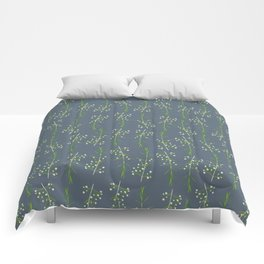 Myrtle Blue Comforters