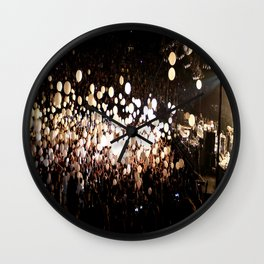 Balloons / LCD Soundsystem Wall Clock