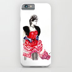 Can Can Dancer Slim Case iPhone 6s