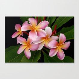 Wailua Sweet Love Canvas Print