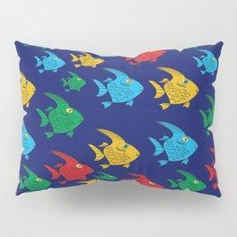 Cartoon Fish Pillow Sham