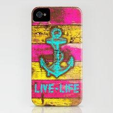 Anchor Marine Slim Case iPhone (4, 4s)