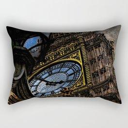 Tower Big Ben London Rectangular Pillow