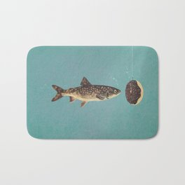 Irresistible Bait  Bath Mat