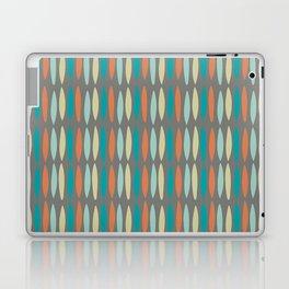 Contemporary Mid-Century Modern Geometric Pattern Laptop & iPad Skin