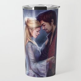The Pirate and the Star Travel Mug