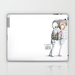 Two Minds for Depressed Cake Shop by Lauren Reis Laptop & iPad Skin