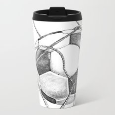 Goal! Metal Travel Mug