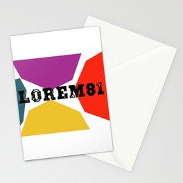 L81-TA Stationery Cards