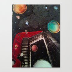 Space? Canvas Print