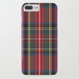 CHRISTMAS CHECK iPhone Case