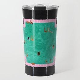 Gatsby pool Travel Mug