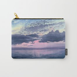 Pinery # 6 - sunset Carry-All Pouch