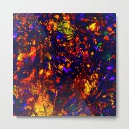 Angel Opal Metal Print