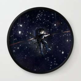 The Martian Wall Clock
