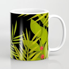 The leaves and berries. Coffee Mug