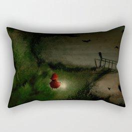 Astray - Colour option Rectangular Pillow