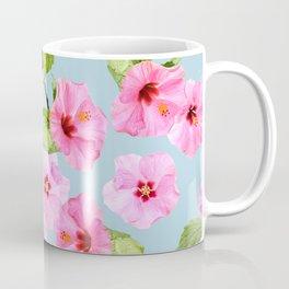 Ibiscus Dance Coffee Mug