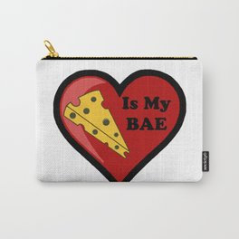 Cheese Is My BAE Carry-All Pouch