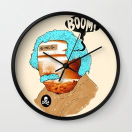 BOOM? Wall Clock