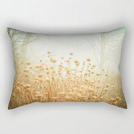 The Magic of Fog Rectangular Pillow