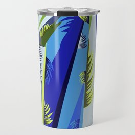 Forest Leaves Travel Mug