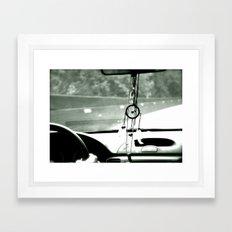 Dream Ride Framed Art Print