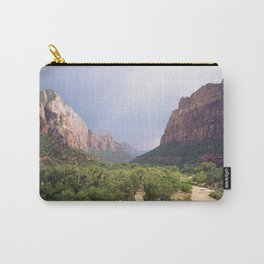 Escape To Zion Carry-All Pouch