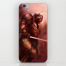 ronin iPhone Skin