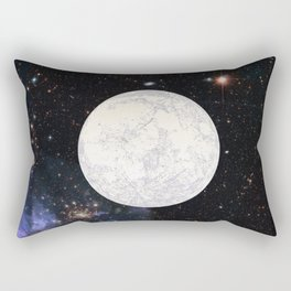 Moon machinations Rectangular Pillow