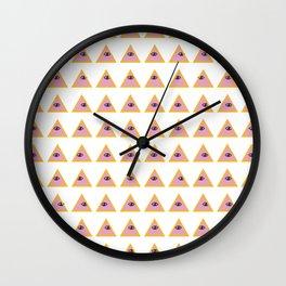 God loves gays Wall Clock